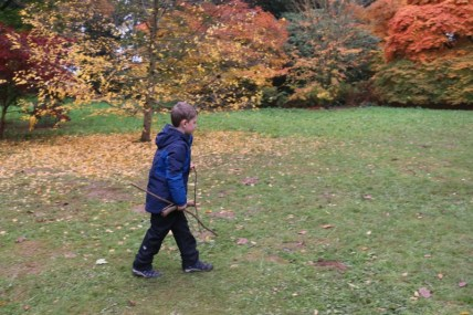 Going in search of The Gruffalo's Child