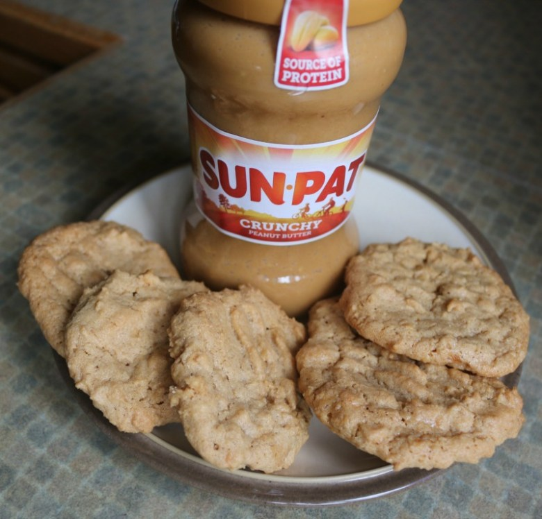 Will you fuel your dreams with Sun-Pat peanut butter?