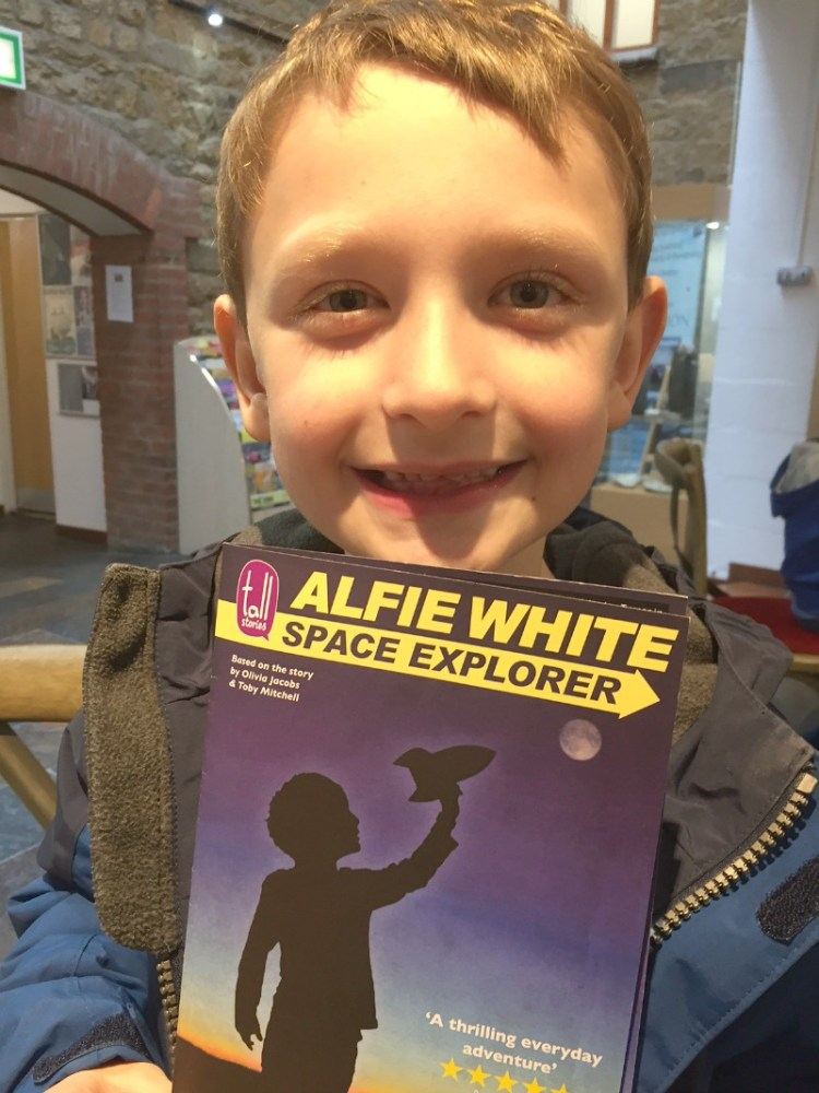 alfie-white-space-explorer-at-the-mill-arts-centre