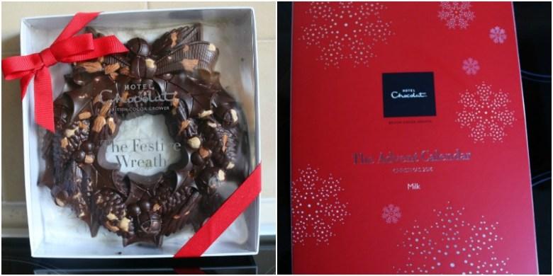 Getting festive with Hotel Chocolat
