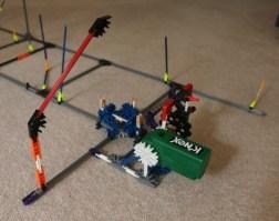 K'Nex Electric Inferno Roller Coaster 17040