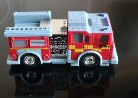Tonka Diecast Emergency Three pack