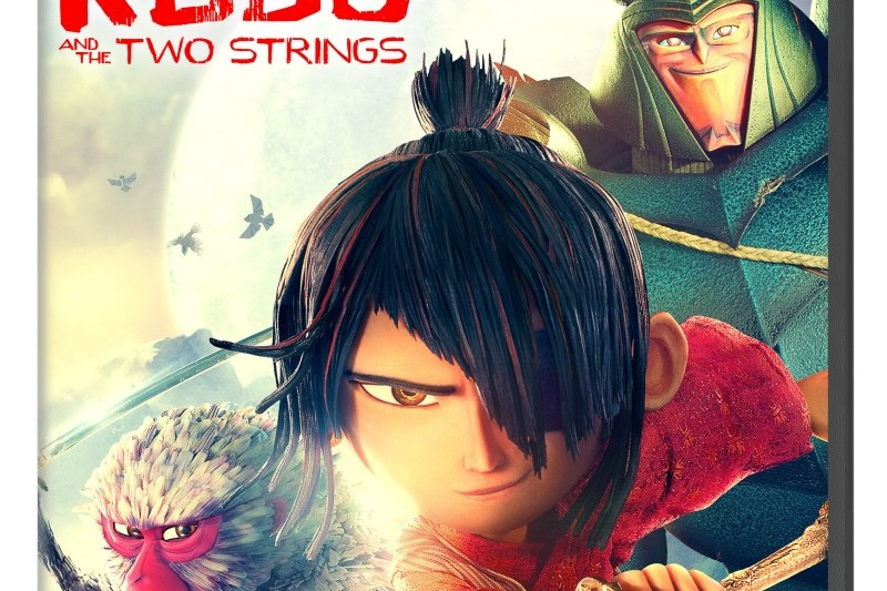 Kubo and the Two Strings DVD