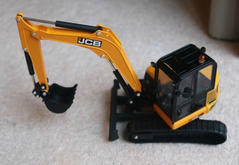 Britains JCB Midi Excavator 86C-1