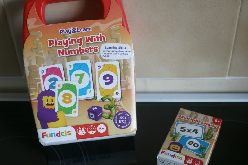 Fundels Multiplications and Playing with Numbers