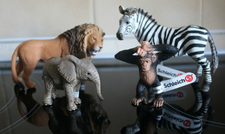 Schleich Wildlife Starter Set