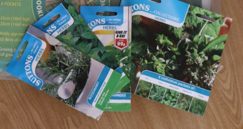 Creating a Herb Garden with Sutton Seeds