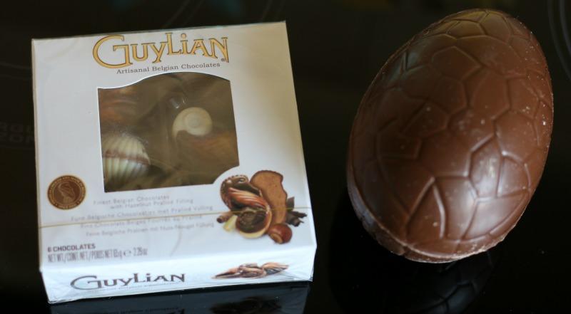 Enjoying Easter with Guylian