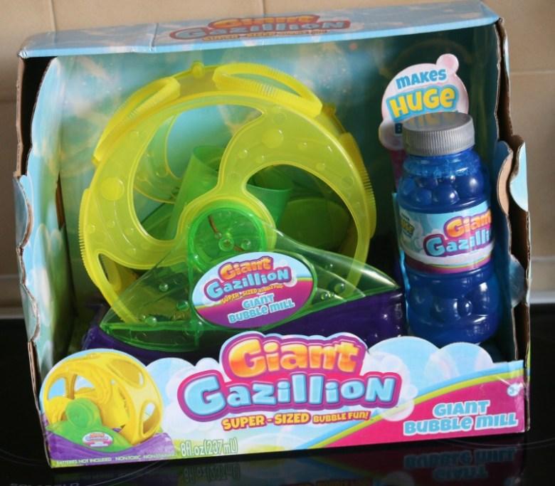 Gazillion Giant Bubble Mill