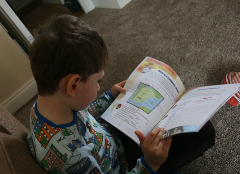 Kid's Travel Guide - Spain