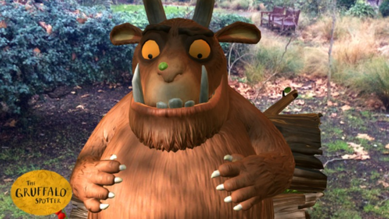 The Gruffalo Spotter with The Forestry Commission