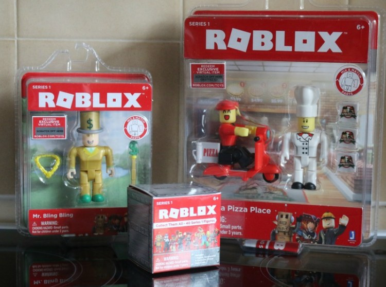 Getting to grips with Roblox