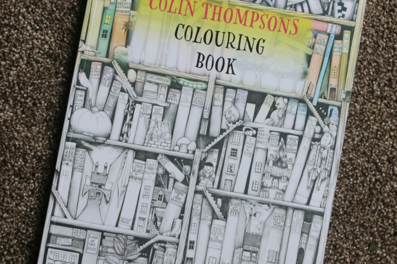 Ravensburger Colin Thompson Funtastic Adult Colouring Book