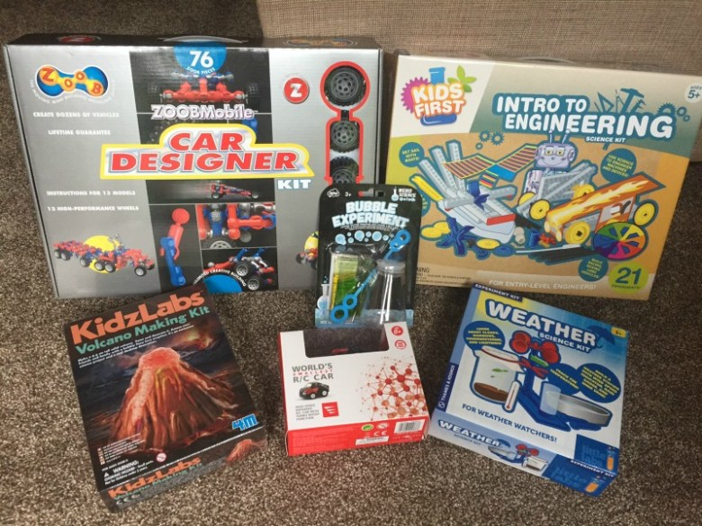A gift guide for 7 year old boys
