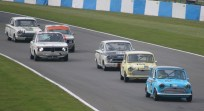 Enjoying the Donington Historic Festival