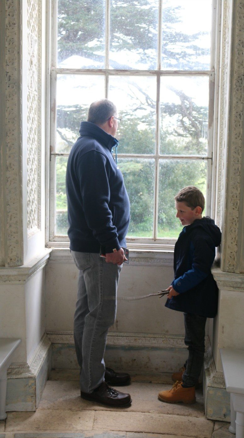 Exploring Croome Court