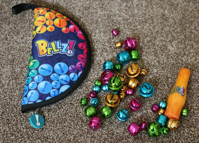 Bellz! Magnetic Game
