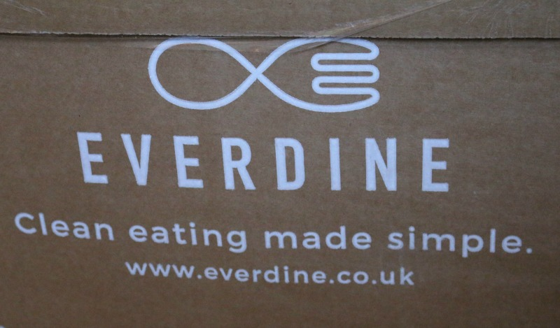 Eating in with Everdine