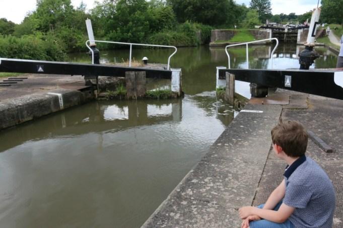 An afternoon at Hatton Locks