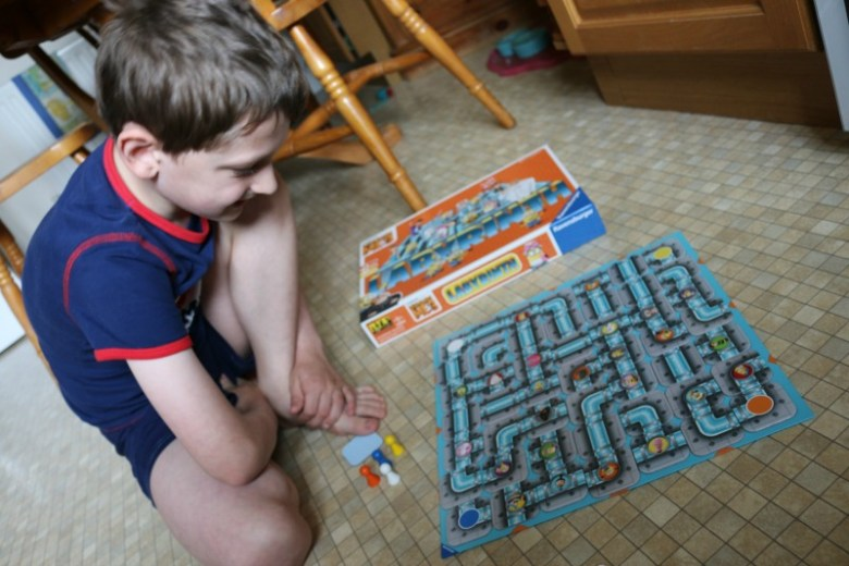 Ravensburger Despicable Me 3 Labyrinth game
