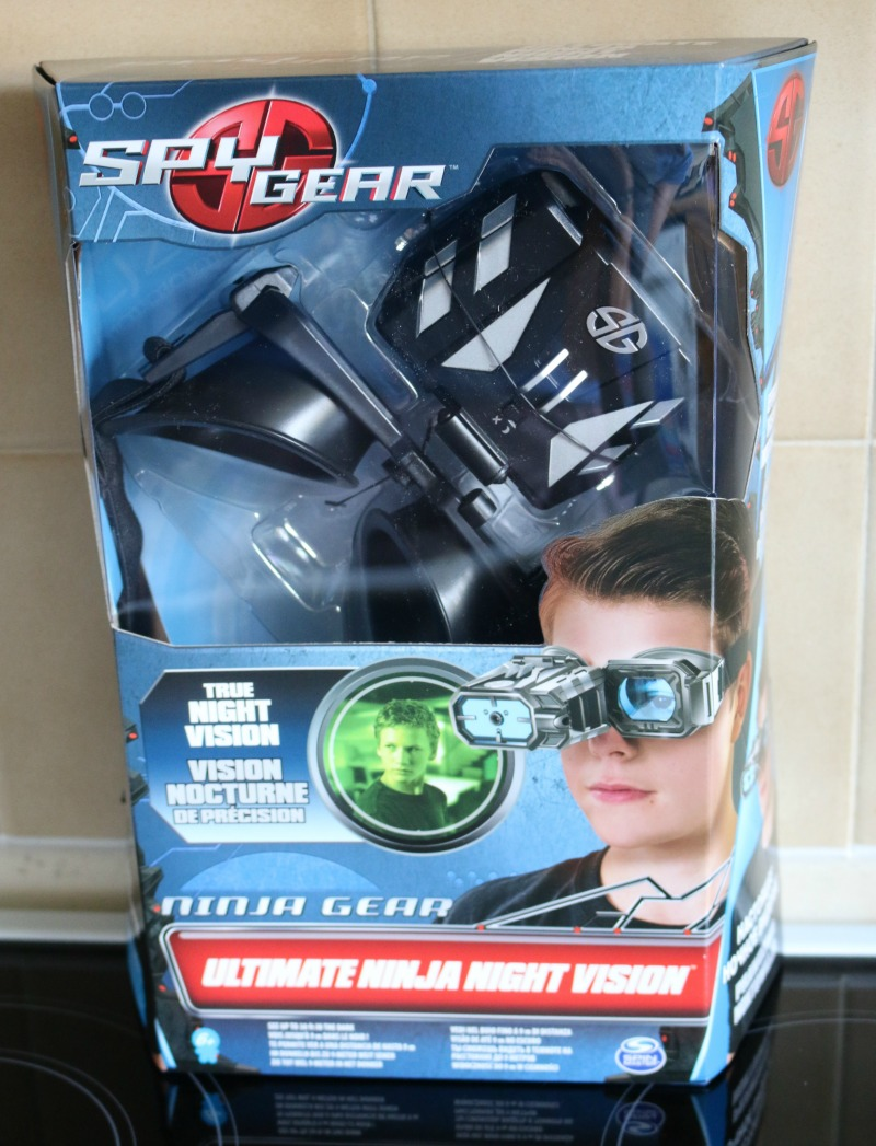Spy Gear Ultimate Ninja Night Vision