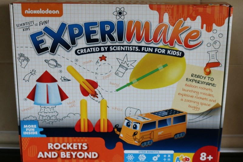 Experimakes - Rockets and Beyond