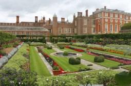 Exploring Hampton Court Palace