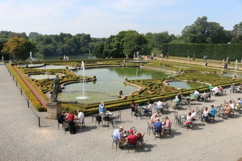 Family fun at Blenheim Palace