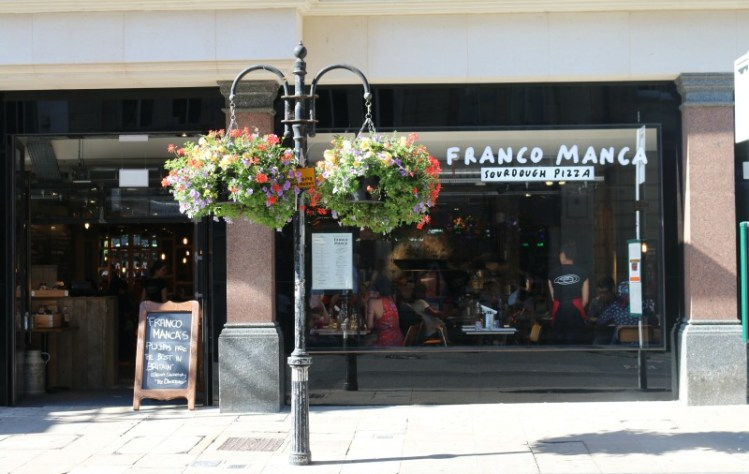 Franco Manca Oxford