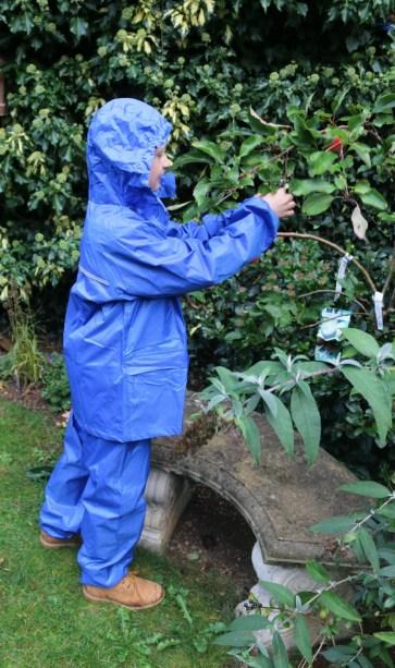 Keeping dry with Dry Kids waterproofs