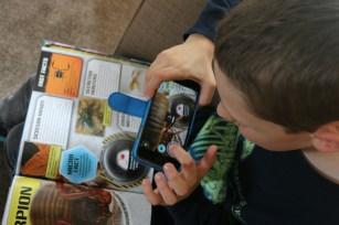 iExplore Micro Monsters book