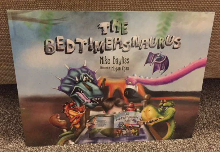 The Bedtimeasnaurus