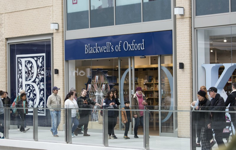 Exploring the new Westgate Oxford