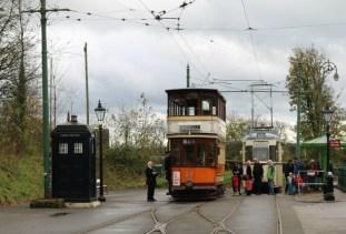 Exploring Crich Tramway Village