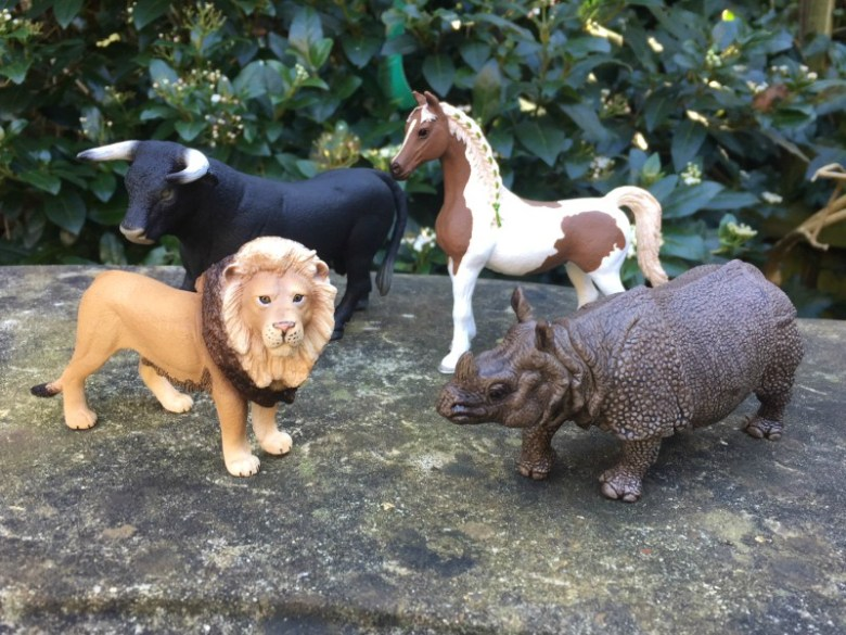 New Wildlife Animals from Schleich