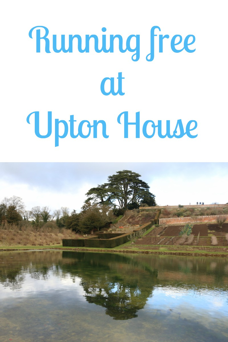 Running free at Upton House