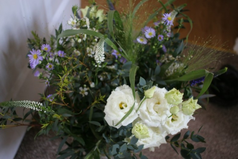 A floral surprise from The Flower Studio