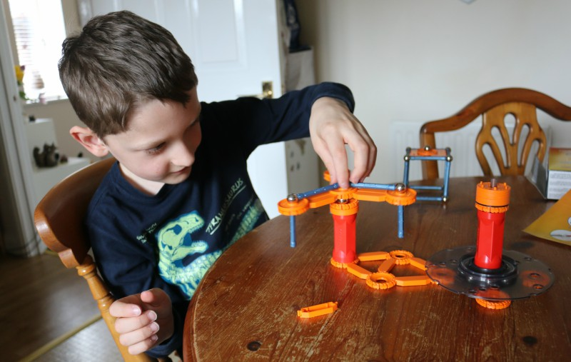 Getting creative with GEOMAG