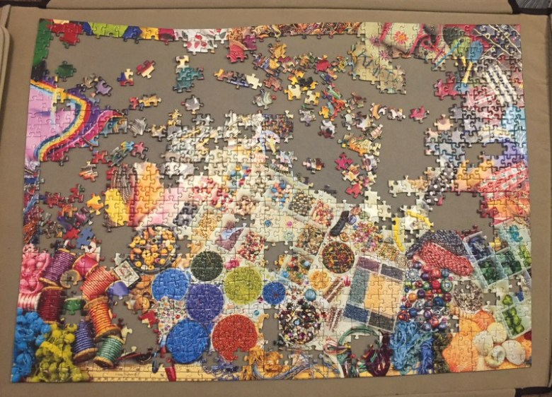 Make it Medley puzzle from Ravensburger