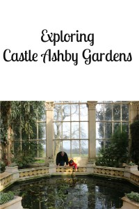Exploring Castle Ashby Gardens