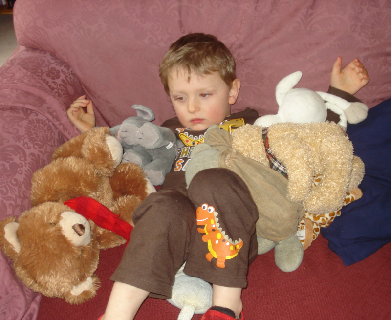 Caring for a child with Chickenpox