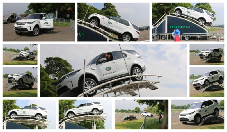 Land Rover Legends at Bicester Heritage