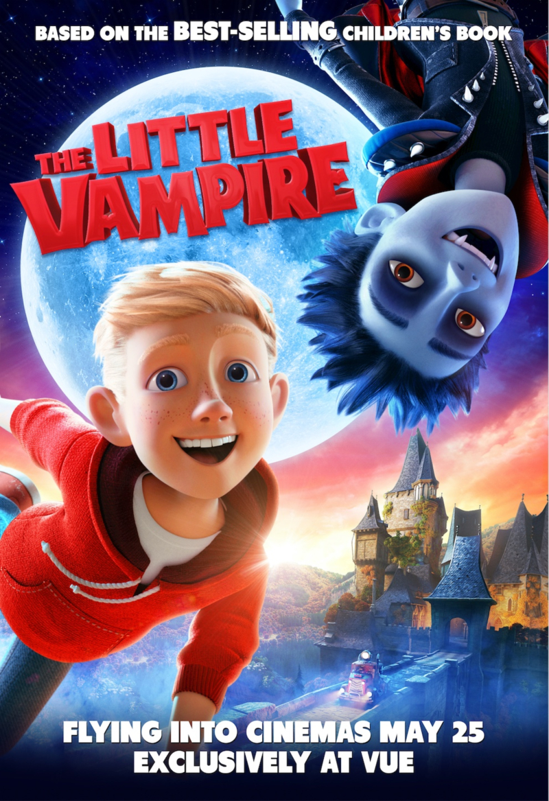 The Little Vampire in Vue cinemas