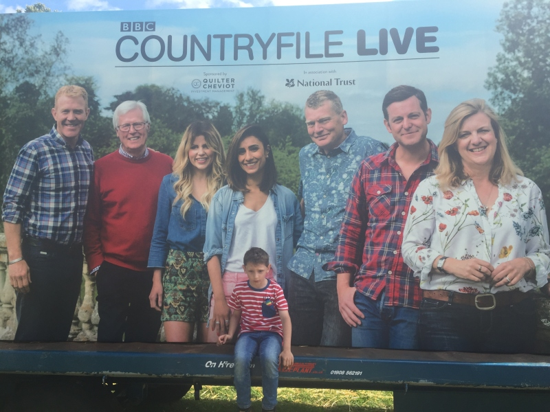 BBC Countryfile Live comes to Blenheim Palace again this August