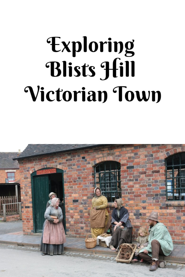 Exploring Blists Hill Victorian Town