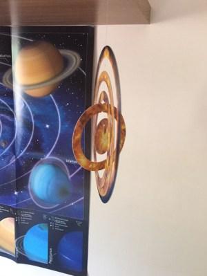 Ravensburger 3D Planetary Solar System Set