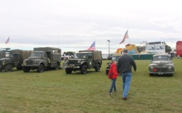 A visit to the Cotswold Airport Revival Festival