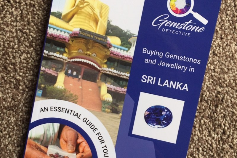 Buying Gemstones and Jewellery in Sri Lanka