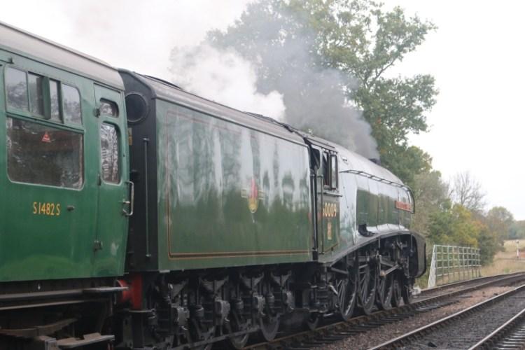 Top Steam Train Adventures across the UK