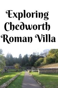 Exploring Chedworth Roman Villa